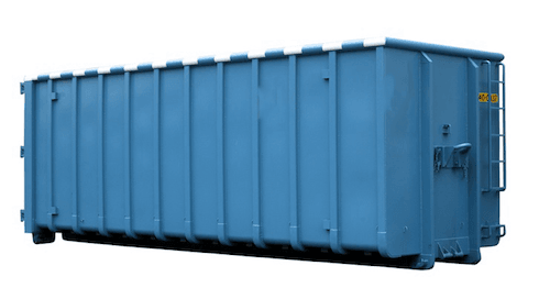 U kunt de goedkoopste afvalcontainer huren